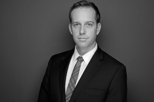 Lawyer Andrew Bernhard
